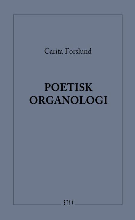 Poetisk organologi